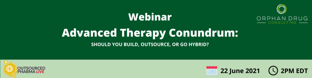 Webinar Advanced Therapy Conundrum