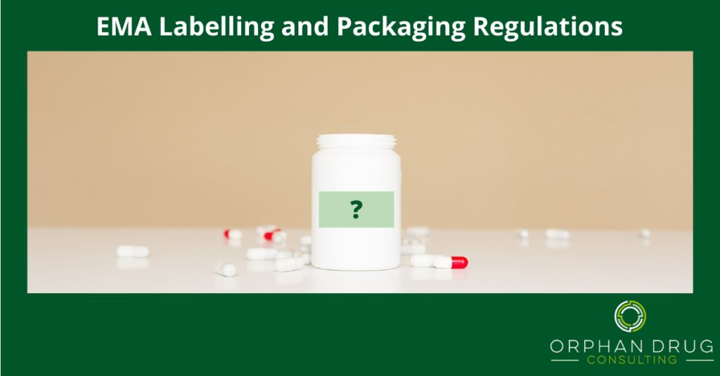 EMA Labelling and Packaging